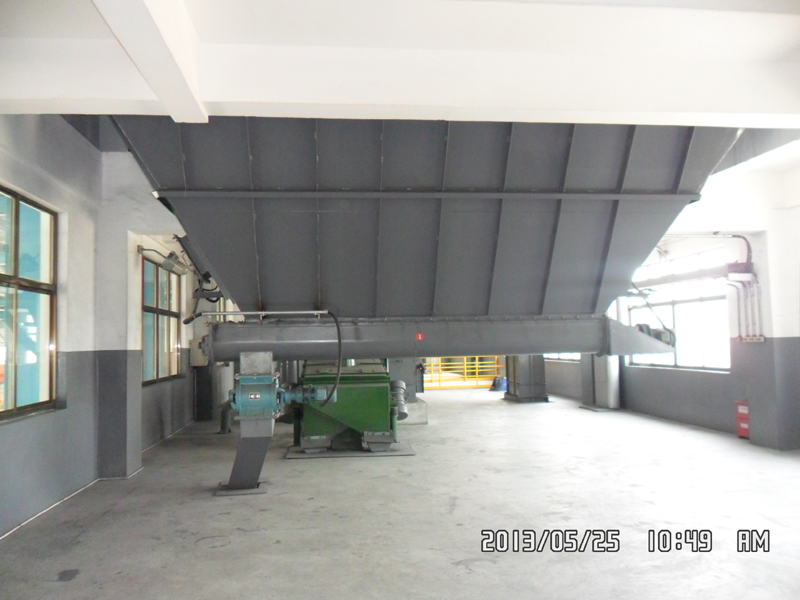 联峰钢铁(张家港)有限公司BK03-QXMC96-5气箱脉冲除尘器图